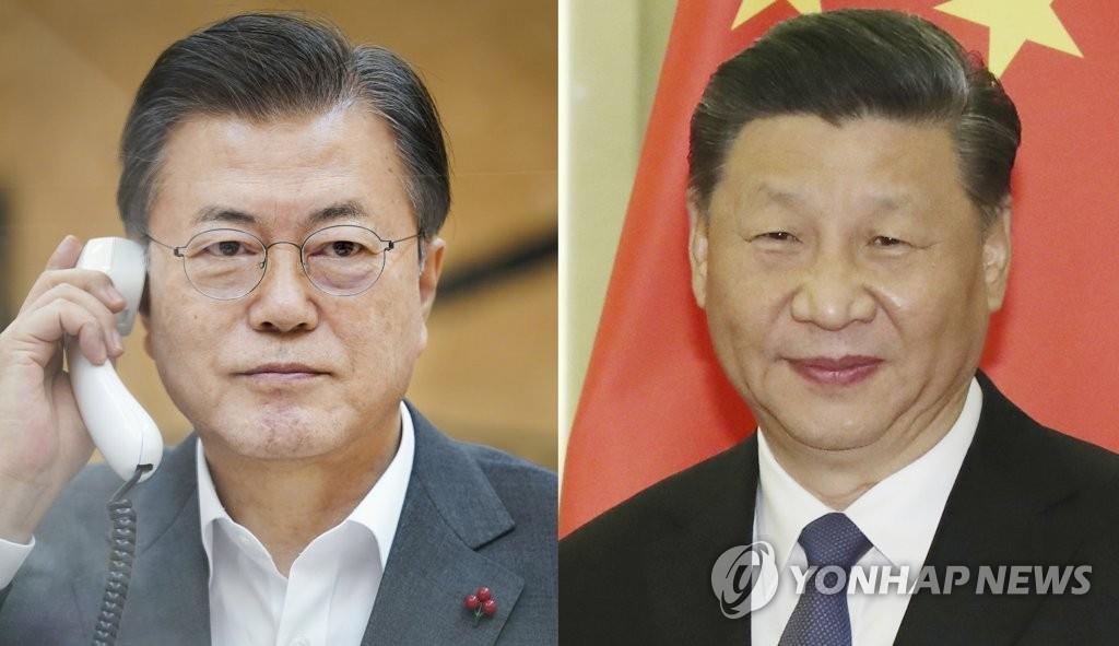 簡訊:習近平表示支援韓方努力實現無核化