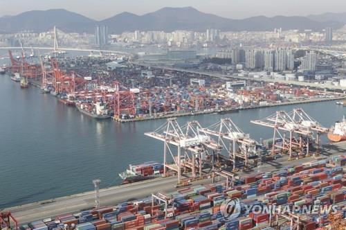 南韓1月出口同比增加11.4%