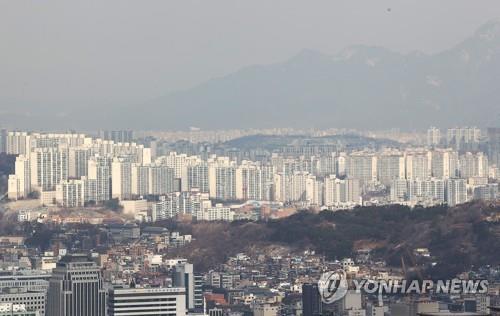 韓政府明將發佈加大住房供應計劃