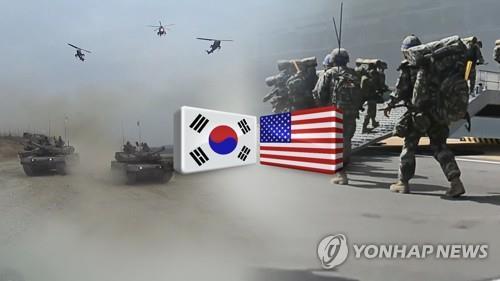 南韓防部:同美方緊密協商聯演方案
