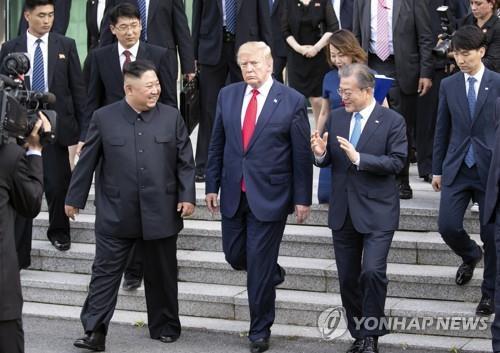 韓外交部白皮書:努力穩控韓半島局勢