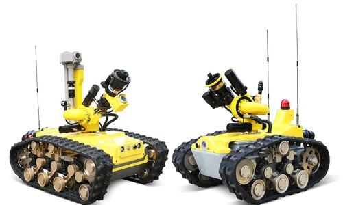 鬥山創新將和中國企業合造氫電池機器人
