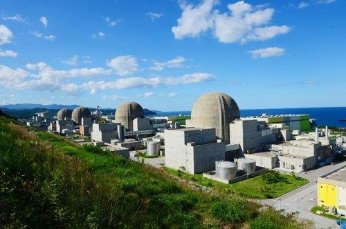 南韓去年近三成電力來自核能