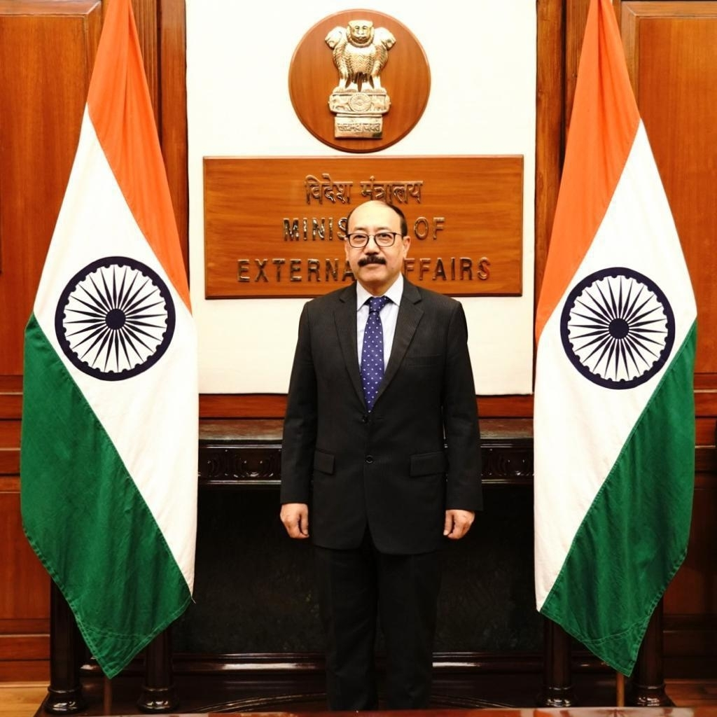 印度外交秘書在韓聯社發表署名文章強調氣候合作