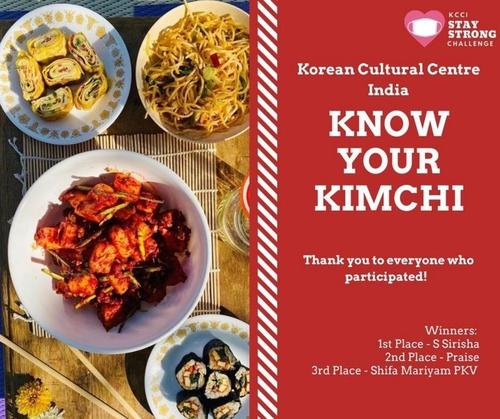 南韓泡菜宣傳活動在印反響熱烈