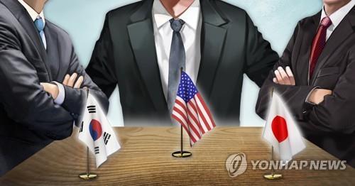 韓美日外交高官開會討論朝鮮問題