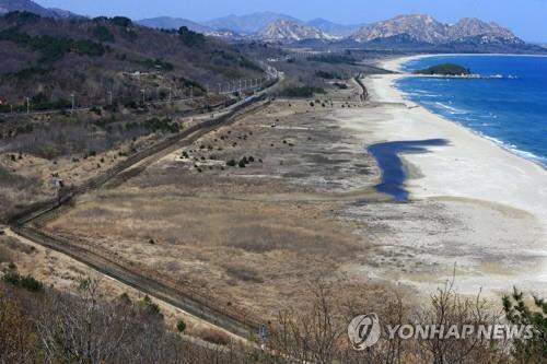 韓軍邊防失守實地調查結束