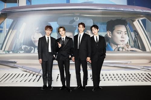 男團SHINee推正輯以完整體回歸