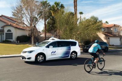 現代安波福合資公司成功完成自動駕駛汽車路試