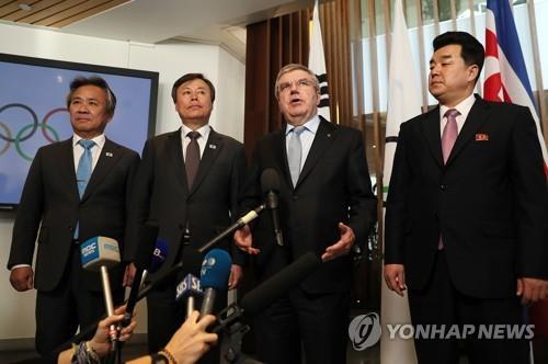 朝鮮風險致首爾平壤合辦2032奧運告吹