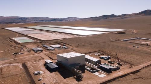 POSCO旗下阿根廷鋰鹽湖價格飆升