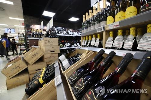 南韓2020年紅酒進口量價齊升