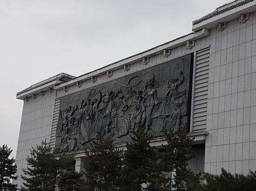 中國吉林省延邊的延吉博物館 韓聯社