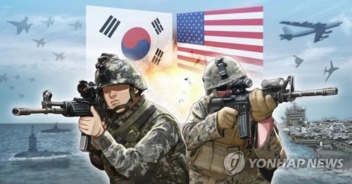 韓美聯演明起實施 作戰指揮能力評估延至8月