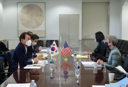 詳訊:韓美防衛費分擔談判達成原則性協議