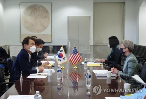 韓美第11份防衛費協定談判達成最終協議