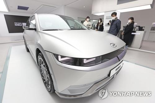 """現代汽車""""艾尼氪5""""首次對外公開"""