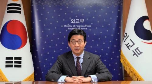 韓副外長:疫情下種族歧視現象愈加嚴重