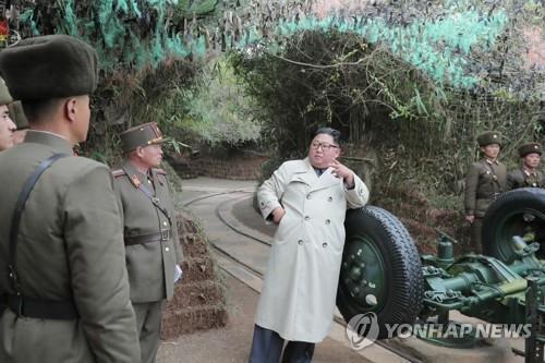 韓軍關注朝鮮在西北敵對禁區部署火箭炮動向