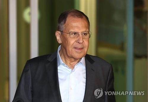俄外長拉伕羅夫開啟訪韓行程