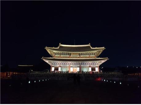 景福宮星光夜遊活動下月1日開啟