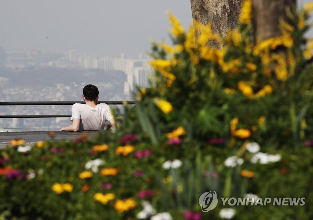 韓最近30年平均氣溫較上一輪均值升高0.3度