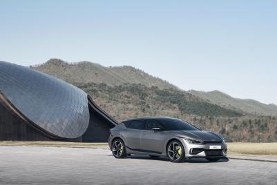 起亞線上發佈電動汽車專屬品牌首款車型EV6