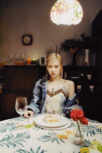 ROSÉ個輯副主打歌《GONE》MV下周上線