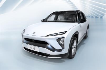 韓泰輪胎為蔚來電動車型供應輪胎