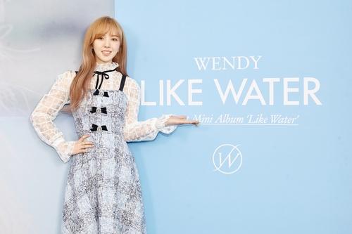 資料圖片:Wendy SM娛樂供圖(圖片嚴禁轉載複製)
