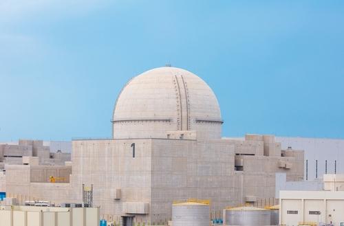 南韓承建阿聯核電站投入商運