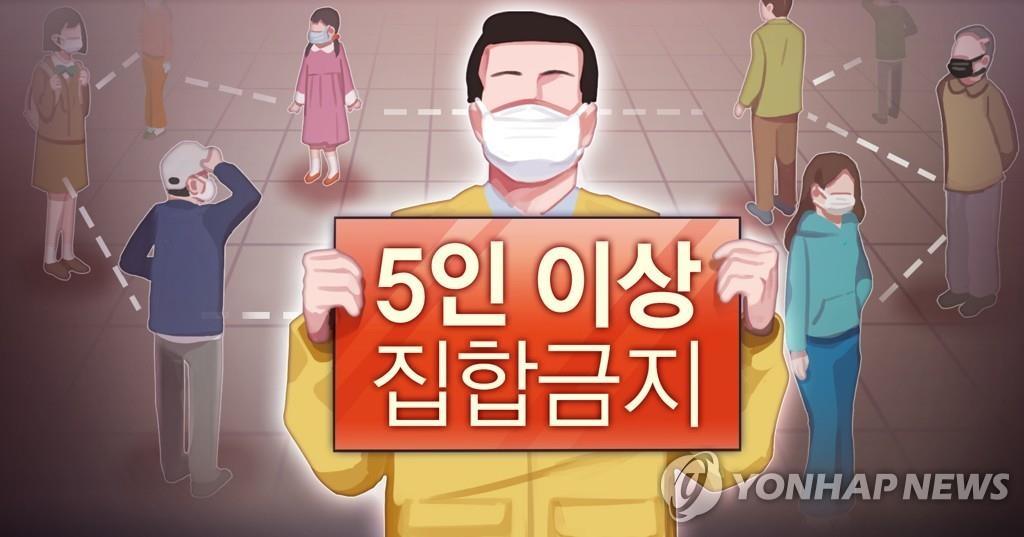 南韓延長現行防疫響應措施三周