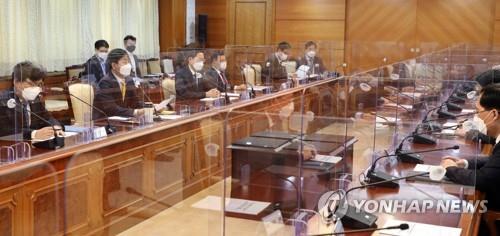 韓政府召開副部級會議討論日本核水入海對策