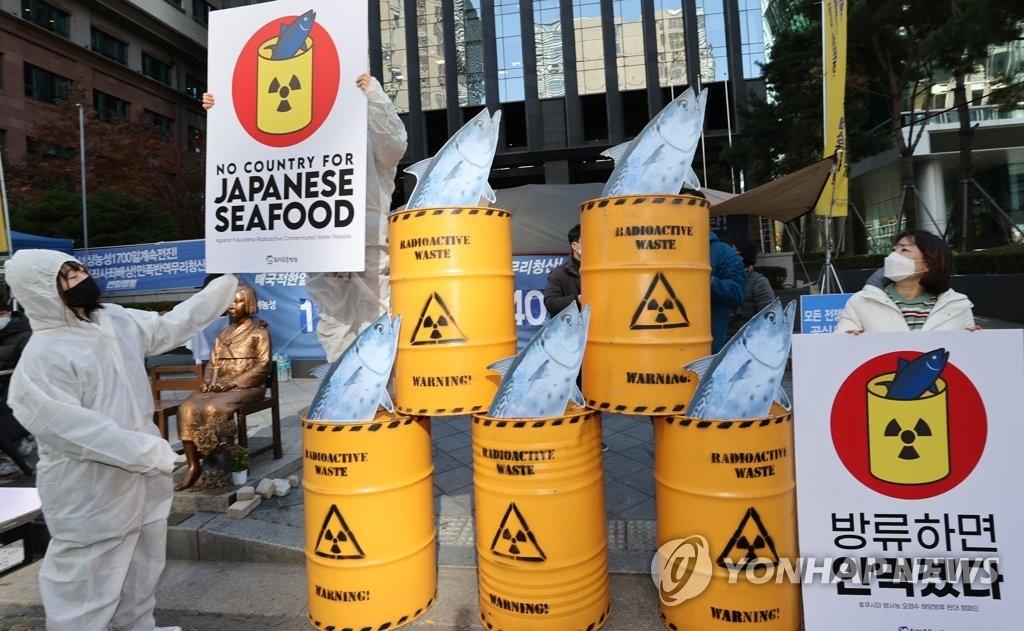 日本不顧反對執意決定核污入海之背景引關注