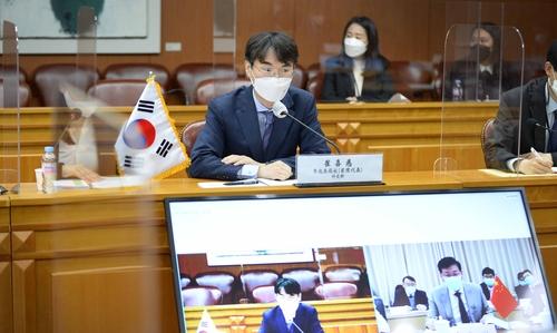 韓中海洋合作對話重申反對日本核廢水入海
