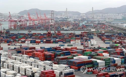 南韓今年第一季出口同比增12.5%