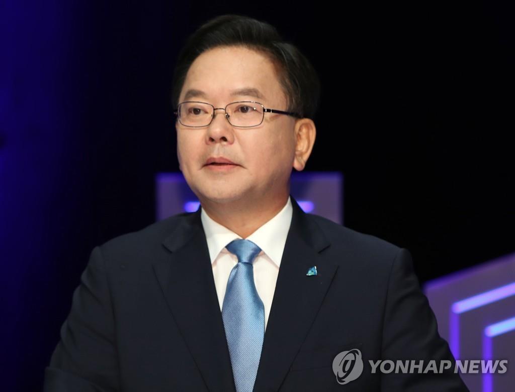 詳訊:南韓總理和五部長官換人