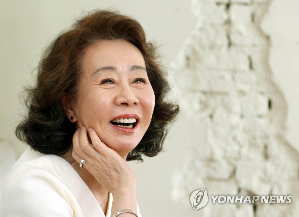 尹汝貞獲美國獨立精神獎最佳女配角