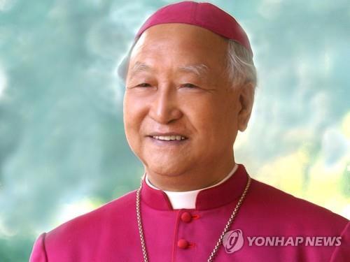南韓樞機主教鄭鎮奭去世
