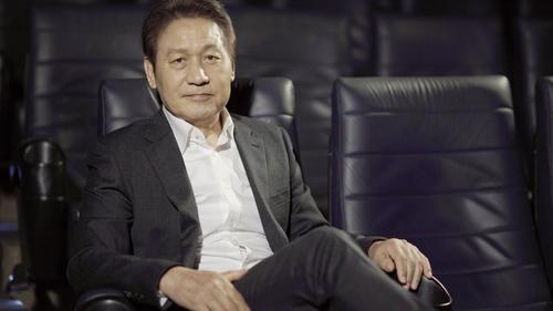 資料圖片:演員安聖基 製片商at9 Film供圖(圖片嚴禁轉載複製)