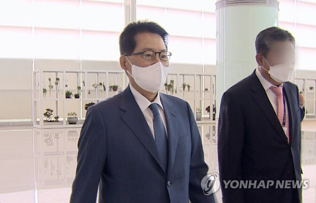南韓國情院院長赴日出席韓美日情報首長會談