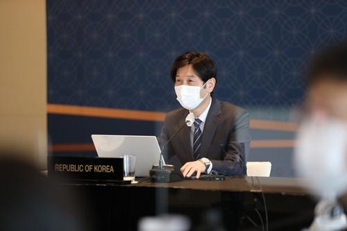 韓美線上舉行東盟政策對話會議