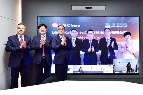 LG化學將斥資2.3億入股中國第三大銅箔製造商