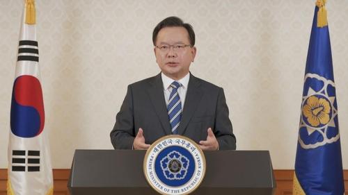 韓總理線上出席新冠疫苗預先市場採購承諾機制峰會