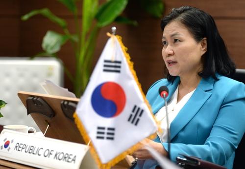 韓在APEC貿易部長會上吁完善疫苗原料供應系統