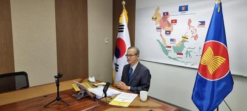 南韓駐東盟大使就日核排海表憂慮