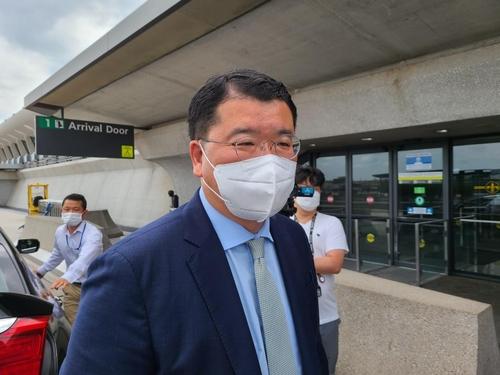 韓副外長:未推進韓美日首腦在G7峰會期間會晤
