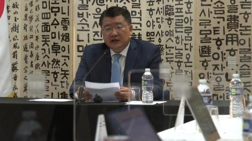 韓副外長:韓美商定加快落實首腦會談後續措施