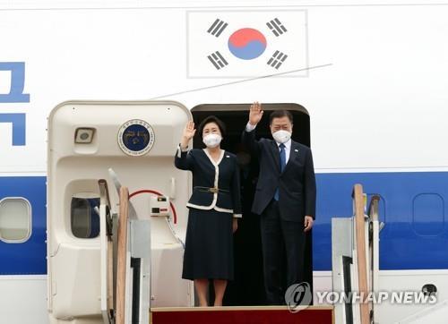 文在寅將出席G7峰會重啟線下多邊外交