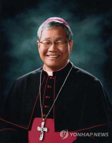 韓天主教大田教區主教俞興植獲任教皇廳聖座聖職部長